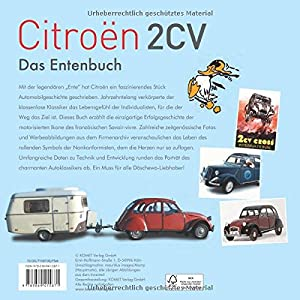 Citroen 2 CV: Das Entenbuch