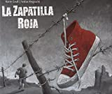 img - for La zapatilla roja (Spanish Edition) book / textbook / text book