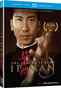 IP Man: The Legend Is Born [Blu-ray] [Import]