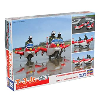 Maquettes T-3 Jr. Set 1/48