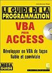 Le Guide de la programmation VBA pour...