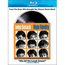 High Fidelity [Blu-ray]