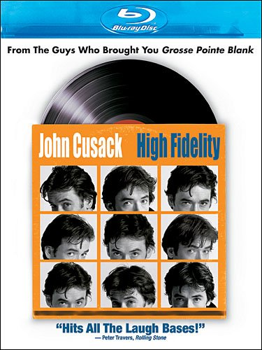 Cover art for  High Fidelity [Blu-ray]