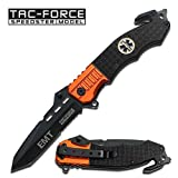 1 X EMT EMS Rescue Knife With Clip