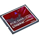 Kingston CF/8GB-U2 8GB Ultimate CompactFlash 266x with Recovery