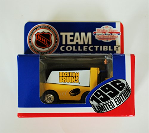 1996-nhl-team-collectible-150-scale-diecast-collectors-zamboni-boston-bruins