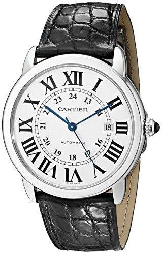 cartier-ronde-solo-de-cartier-reloj-de-hombre-automatico-42mm-de-cuero-w6701010