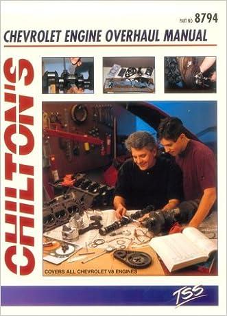 Chevy Engine Overhaul (Haynes Repair Manuals)