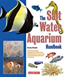 img - for The Saltwater Aquarium Handbook (Barron's Pet Handbooks) book / textbook / text book