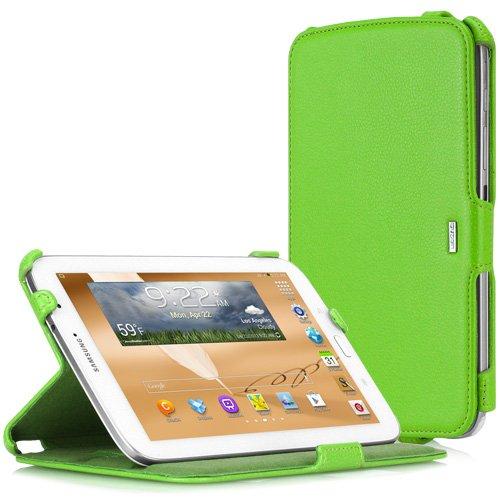 Duzign Signa Schutzhülle (Grün) für Samsung Galaxy Note 8 (automatischer Weck-/ Schlaffunktion)