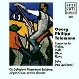 Telemann - Concertos / Suite ''Don Quichotte''by Georg Philipp Telemann