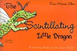 The Scintillating Little Dragon: A Coloring Book for the Inner Child with CD (Audio)