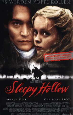 Sleepy Hollow [VHS]