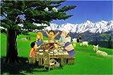 300ピース 木もれ陽の食卓 AS-300-184