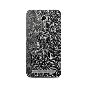 Ebby Tiger Art Premium Printed Case For Asus Zenfone 2 Laser ZE550KL