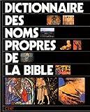 echange, troc O. Odelain, R. Séguineau - Dictionnaire des noms propres de la Bible