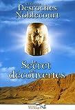 echange, troc Christiane Desroches-Noblecourt - Les secrets des découvertes (1CD audio)