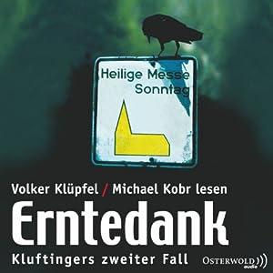Erntedank (Kommissar Kluftinger 2) Hörbuch