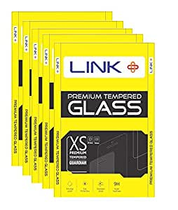 Tempered glass pack of 5 for Samsung Galaxy On5