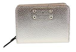 Kate Spade New York Wellesley Cara Rosegold Leather Wallet Clutch WLRU1745