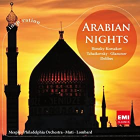 Arabian Nights (International Version)
