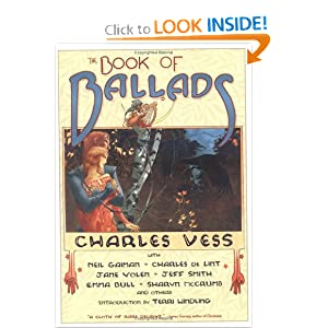 The Book of Ballads by Charles Vess