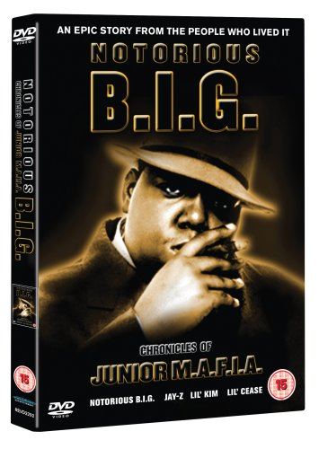 Notorious - Chronicles Of Junior Mafia [DVD]