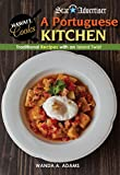 img - for Portuguese Kitchen: Traditional Recipes With an Island Twist book / textbook / text book