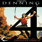 The Obsidian Oracle: Dungeons & Dragons: Dark Sun: Prism Pentad, Book 4 | Troy Denning