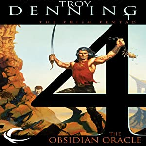 The Obsidian Oracle: Dungeons & Dragons: Dark Sun: Prism Pentad, Book 4 | [Troy Denning]