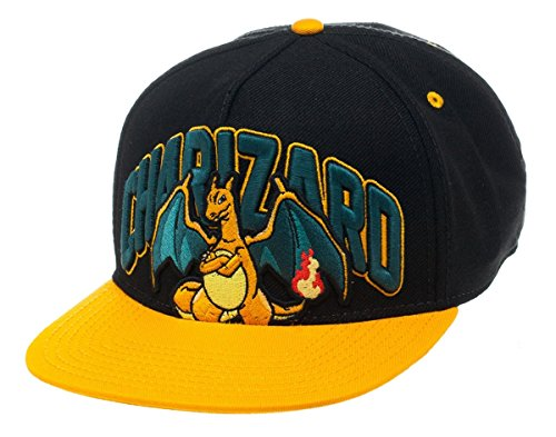 Pokemon - Cappellino di Charizard, con visiera