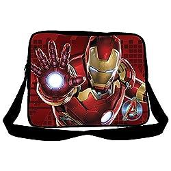 BB Designs Marvel Iron Man Messenger Bag