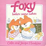 Foxy Bakes Some Cakes