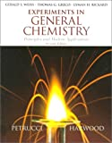 img - for Experiments in General Chemistry: Principles and Modern Applications book / textbook / text book