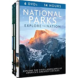 National Parks - Explore the Nation