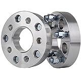 ECCPP Wheel Spacers Adapter 4PCS 1.25