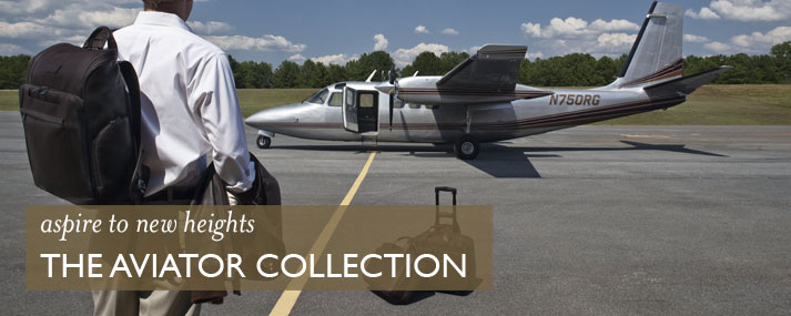 aspire to new heights - The Aviator Collection