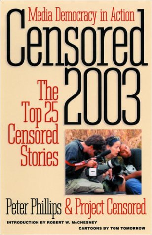 Censored 2003 (Censored), PROJECT CENSORED