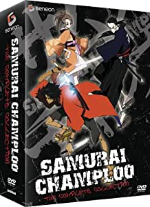 Samurai Champloo Box Set