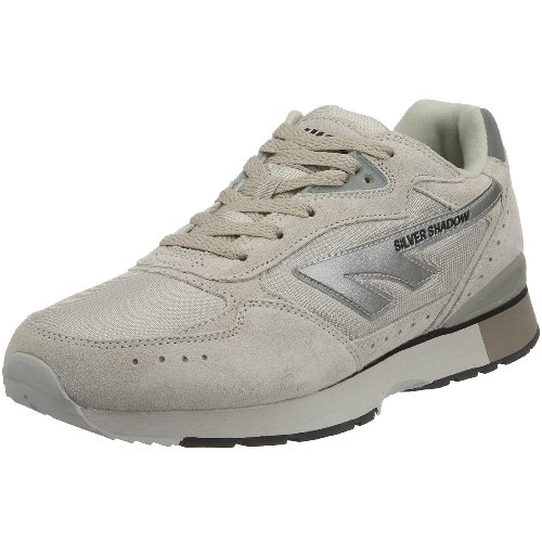 Hi-Tec Unisex Silver Shadow Running Shoe