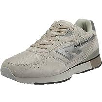 Hi-Tec Silver Shadow Running Shoe - 9 - Grey