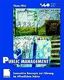 img - for Public Management. Innovative Konzepte zur F hrung im  ffentlichen Sektor. book / textbook / text book