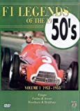 echange, troc F1 Legends of the 1950's - Vol 1 [Import anglais]