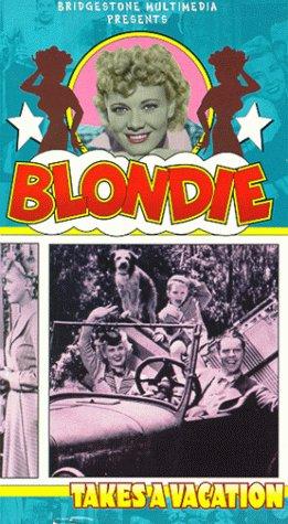 Blondie 3: Blondie Takes a Vacation [VHS]