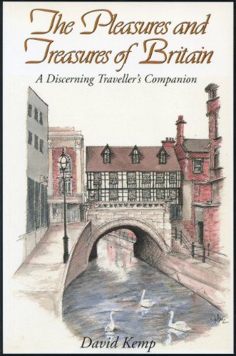 The Pleasures And Treasures Of Britain: A Discerning Traveller'S Companion front-751708