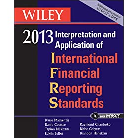Wiley Ifrs 2013: Interpretation and Application of International Financial Reporting Standards