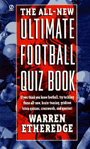 All New Football Quiz Book (Signet), Warren R. Etheredge
