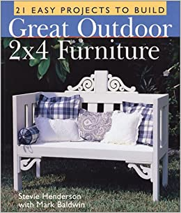 Great Outdoor 2x4 Furniture