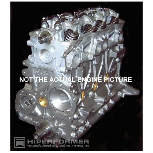 77, 1.8 L, 111, L4, GAS -- Remanuafctured Long Block (Rebuilt Motor