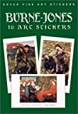 img - for Burne-Jones: 16 Art Stickers by Sir Edward Coley Burne-Jones (Dec 6 2001) book / textbook / text book